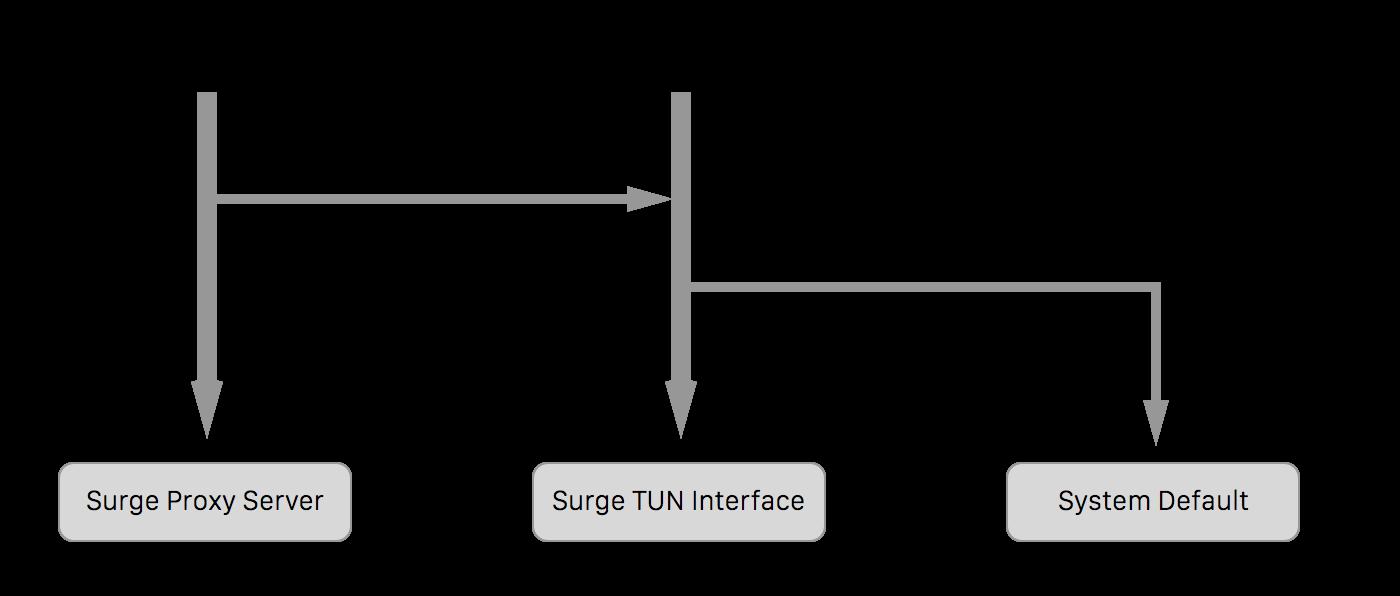 《Surge for mac:配置详解与使用》
