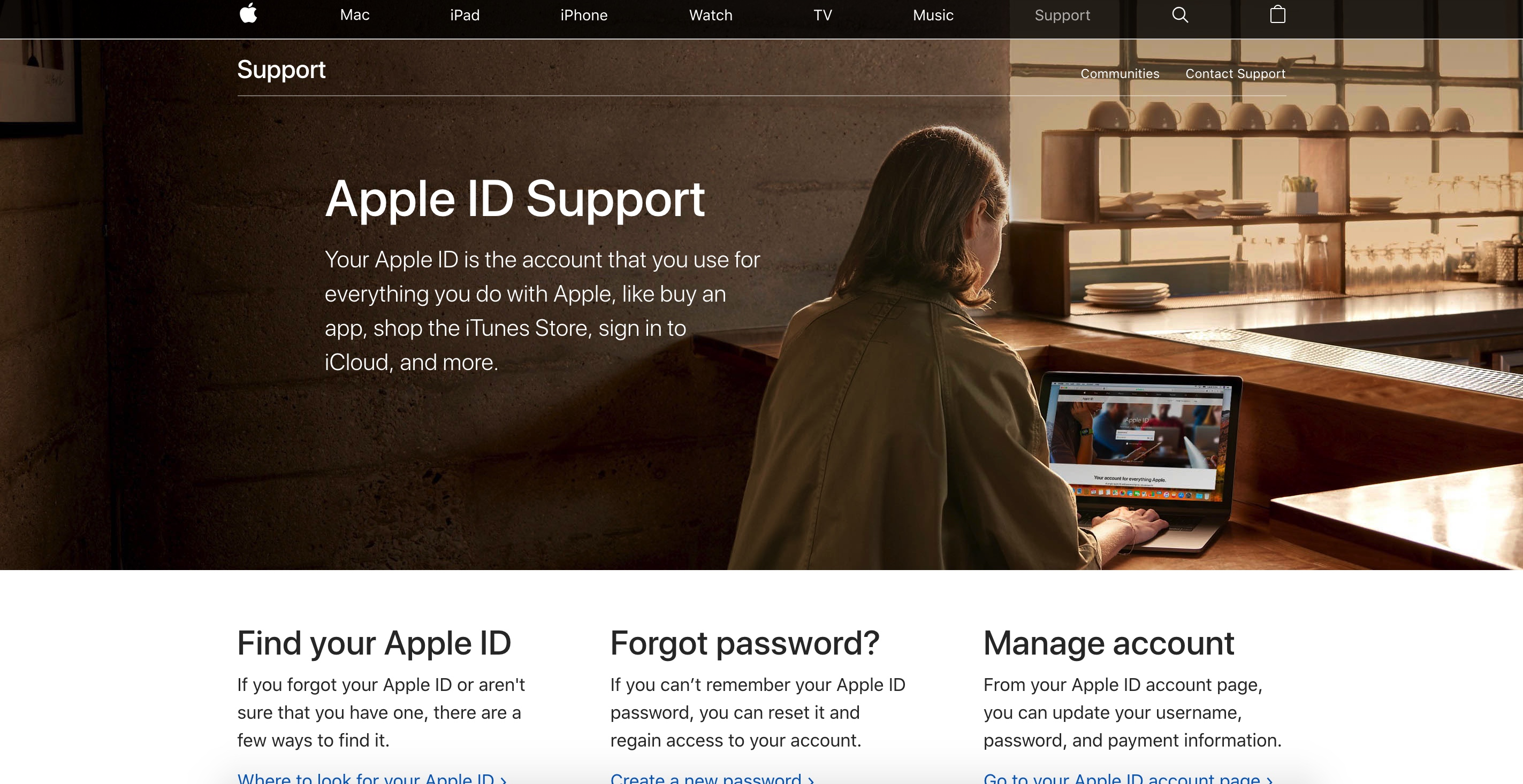 《如何申请美区Apple ID》