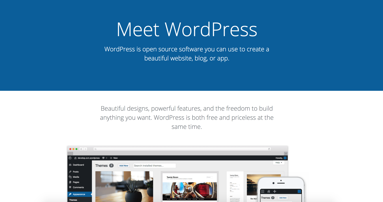 《LNMP环境下搭建WordPress站点》