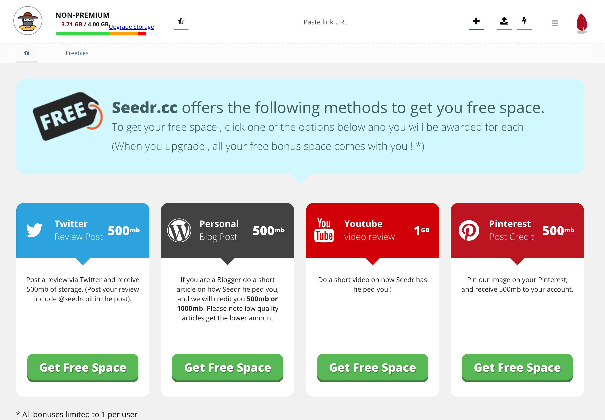 《Seedr-优秀的离线下载网盘》