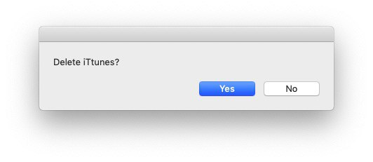 《macOS Mojave安装iTunes 12.6.x》