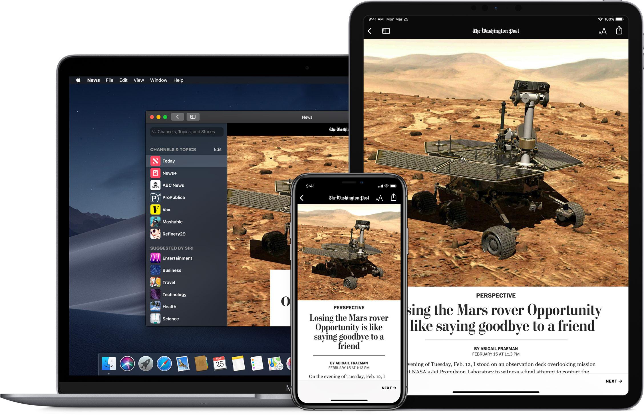 《苹果2019春季发布会概览与思考》