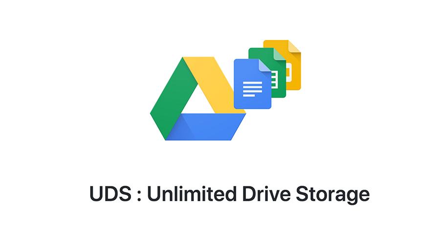 《UDS:谷歌云盘无限容量存储》