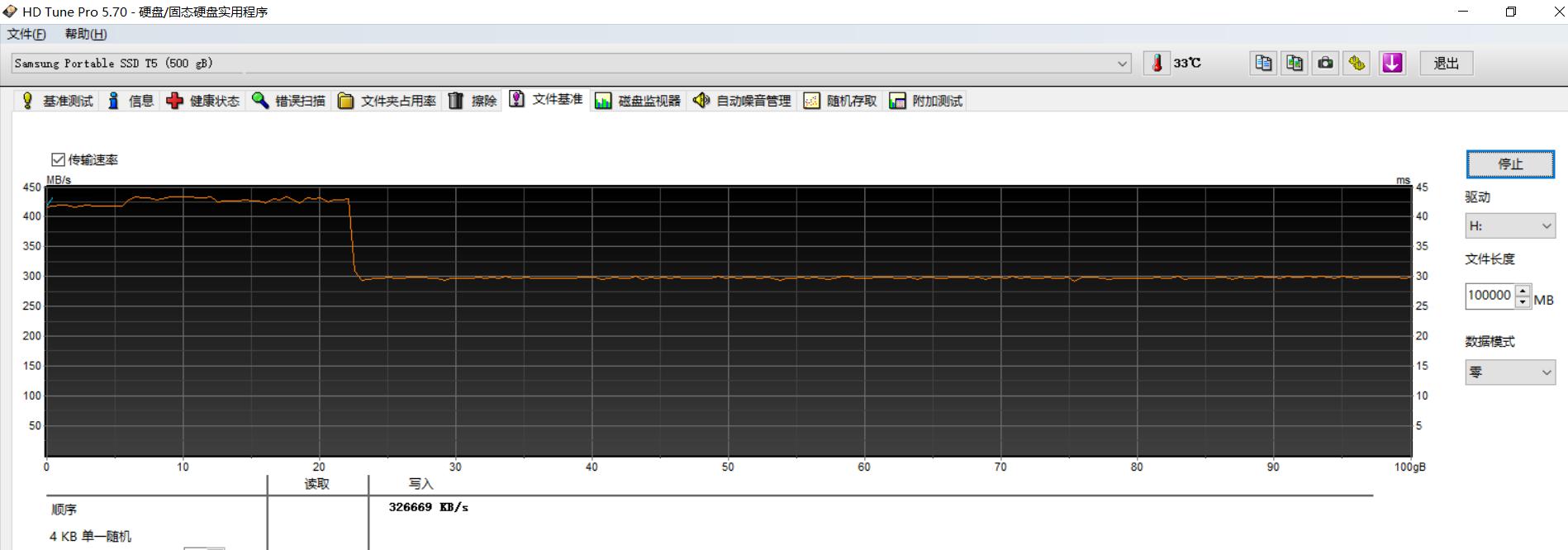 《Samsung T5移动固态硬盘入手体验》