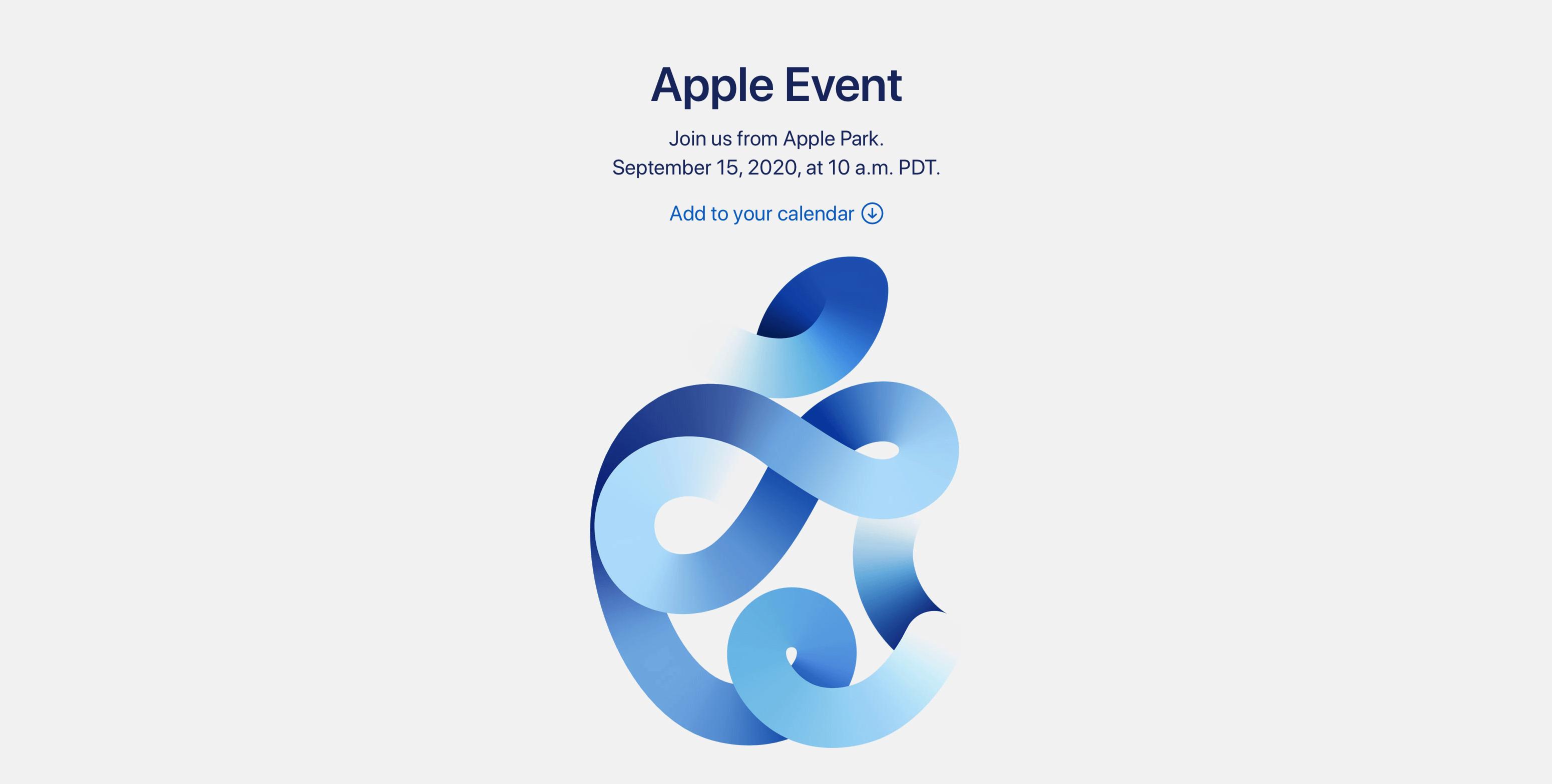 《2020 苹果秋季发布会看些啥?—— 自留地の前瞻盘点》